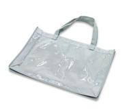 Tasche A3 Querformat, grau