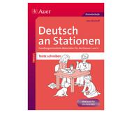 Deutsch an Stationen Klasse 1/2 - Texte Schreiben