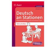 Deutsch an Stationen Klasse 3/4 - Texte Schreiben