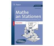 Mathe an Stationen - Geometrie Klasse 1 und 2