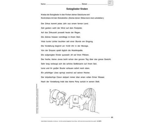 Der Satz und die Satzglieder-4