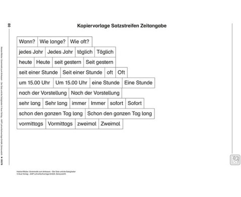 Der Satz und die Satzglieder-5