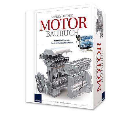 Vierzylinder MOTOR Baubuch-1
