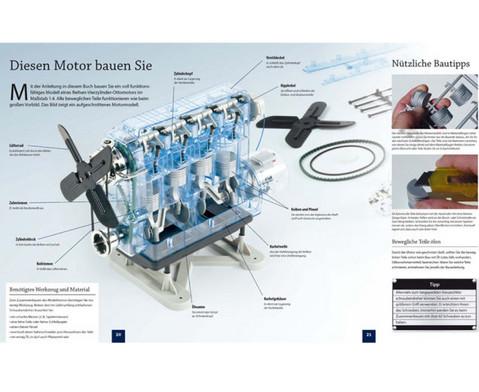 Vierzylinder MOTOR Baubuch-3