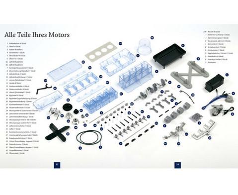 Vierzylinder MOTOR Baubuch-4