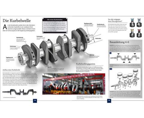 Vierzylinder MOTOR Baubuch-5