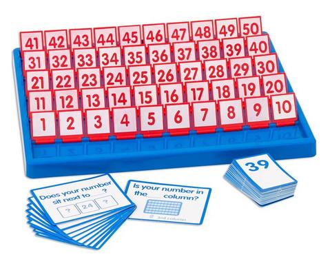 Wie heisst die Zahl Zahlen-Klappen-Spiel-3
