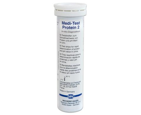 Teststreifen Protein 2-2