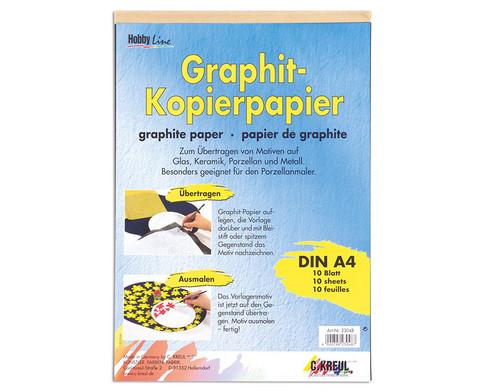Graphit-Kopierpapier-1