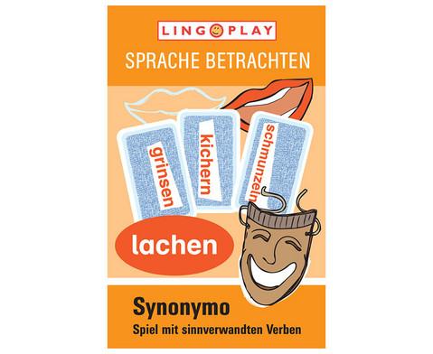 Synonymo - sinnverwandte Verben-1