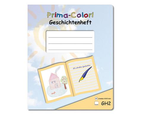Prima-Colori Geschichtenhefte 5er-Sets-11
