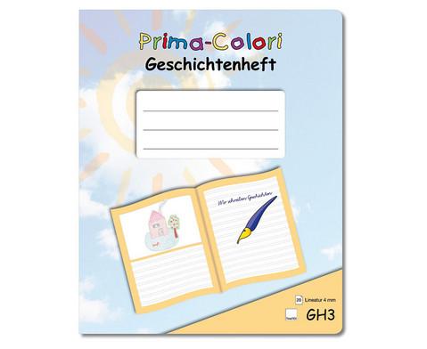 Prima-Colori Geschichtenhefte 5er-Sets-8