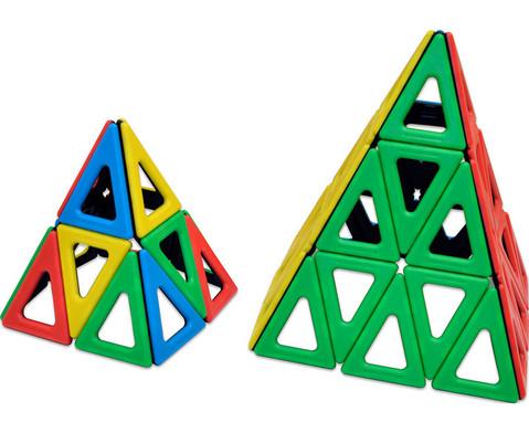 Polydron magnetisch gleichschenklige Dreiecke-1