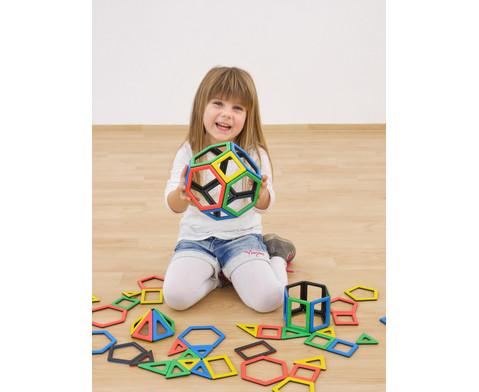 Polydron magnetisch gleichschenklige Dreiecke-3