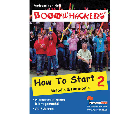 Boomwhackers How To Start 2-1