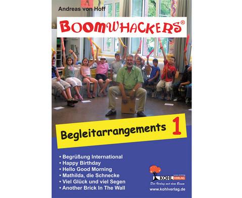 Boomwhackers - Begleitarrangements 1-1