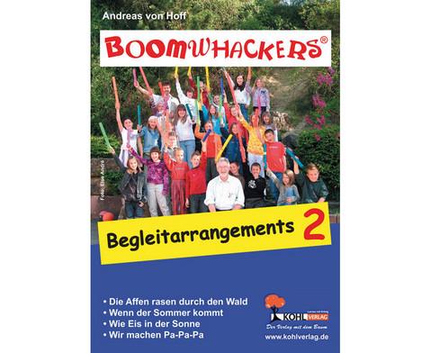 Boomwhackers - Begleitarrangements 2-1