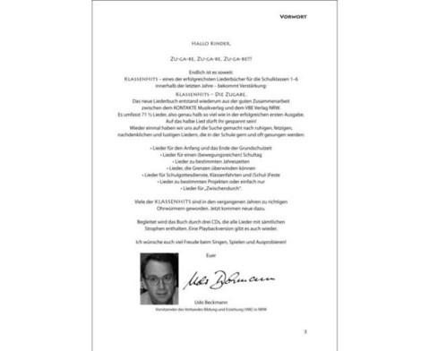 KlassenHits - Die Zugabe Lieder-Buch-2