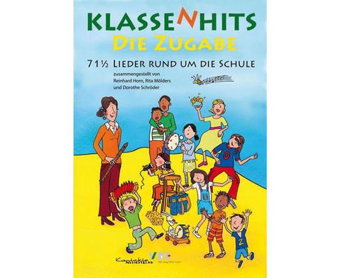 KlassenHits - Die Zugabe Lieder-Buch-1