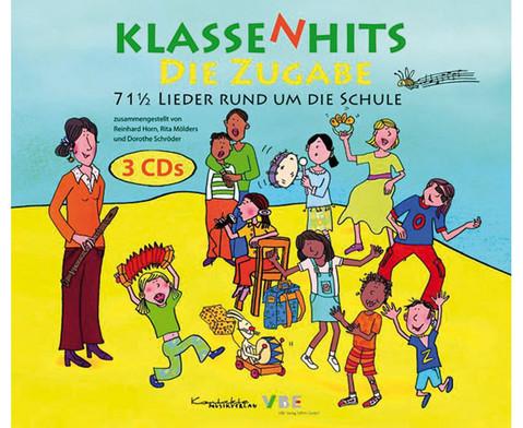 Klassenhits - Die Zugabe CD-Paket-1