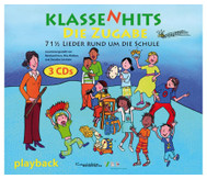 Klasse(n)Hits - Die Zugabe, 3er-Playback CD-Paket