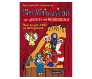 Buch: Minimusicals, 120 Seiten, Hardcover