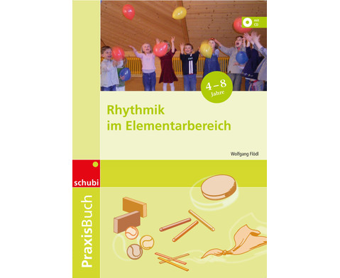 Praxisbuch Rhythmik im Elementarbereich-1