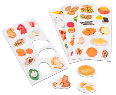 Betzold Lebensmittelbilder 50 Stueck magnetisch