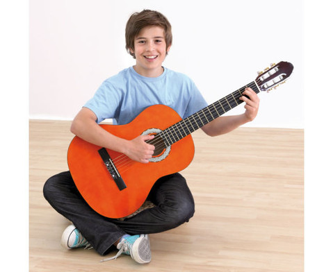 Klassik-Gitarre Konzertgitarre 4-4-2