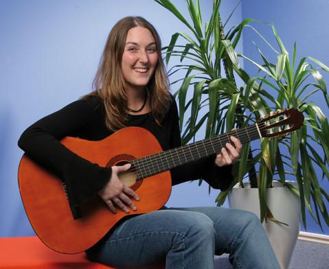Klassik-Gitarre Konzertgitarre 4-4-3