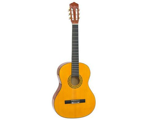 Klassik-Gitarre Konzertgitarre 4-4