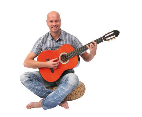 Klassik-Gitarre Konzertgitarre 4-4-4
