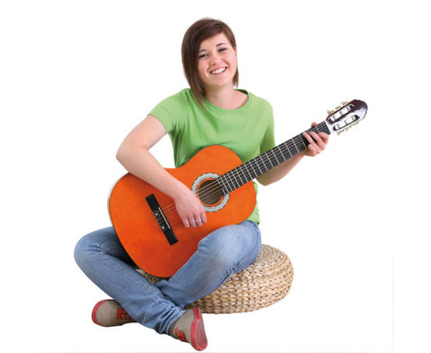 Klassik-Gitarre Konzertgitarre 4-4-5