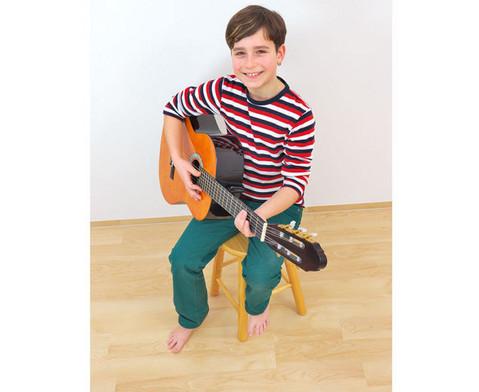 Klassik-Gitarre Konzertgitarre 4-4-6
