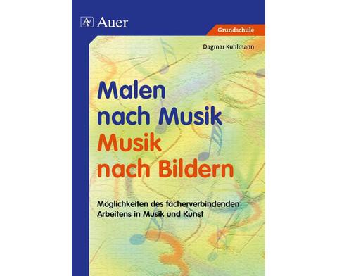Buch Malen nach Musik - Musik nach Bildern-1