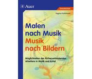 Buch: Malen nach Musik - Musik nach Bildern