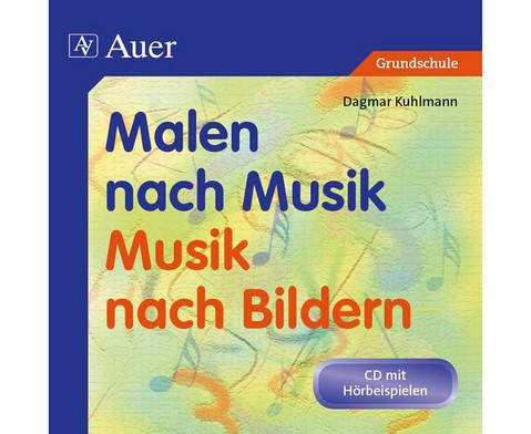 CD Malen nach Musik - Musik nach Bildern-1