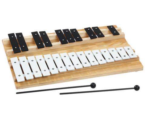 Chromatisches Alt-Glockenspiel-1