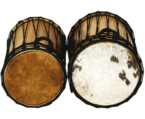 Basstrommeln 2er-Set-1