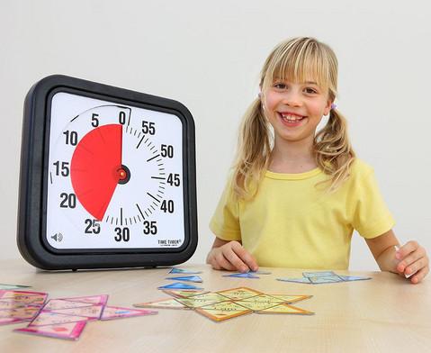 Time Timer  Tisch- und Wanduhr-2