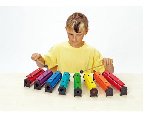8 farbige Round-Sound Tubes-2