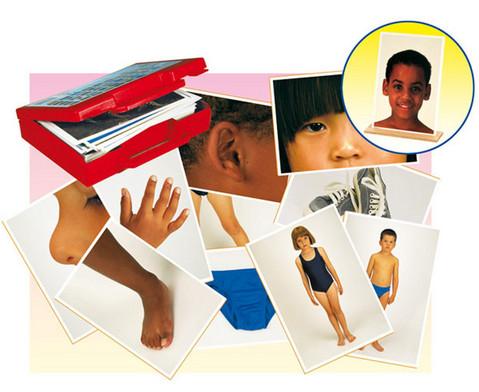 Fotokarten Koerper  Kleidung-1