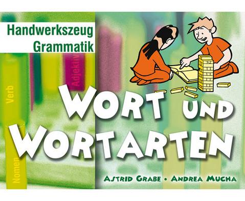 Wort und Wortarten-1
