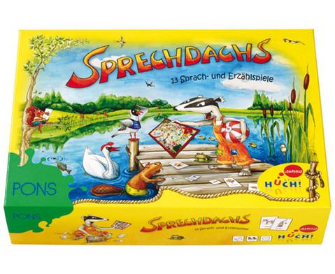 Sprechdachs-1