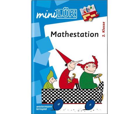 miniLUEK Mathe-Station 2 Klasse-1