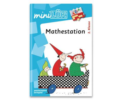 miniLUEK Mathe-Station 2 Klasse
