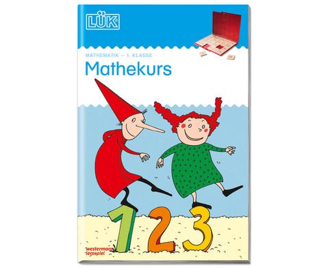 LUEK-Heft Mathekurs 1 Klasse-1