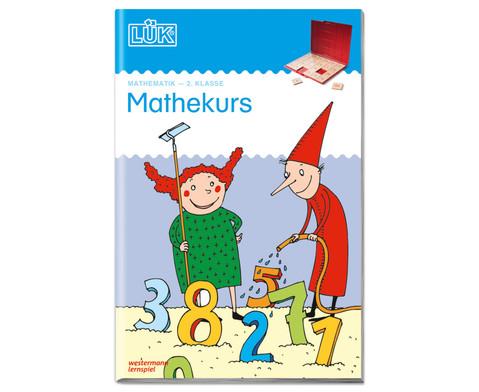LUEK-Heft Mathekurs 2 Klasse-1