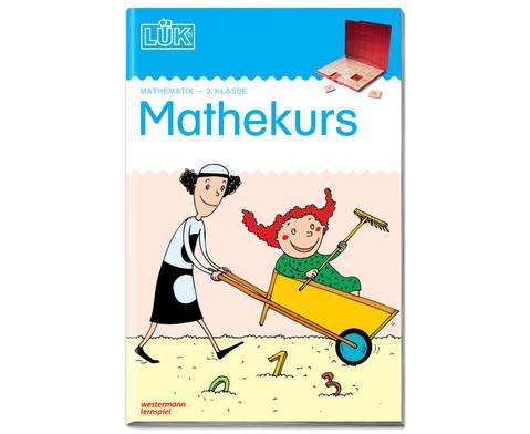 LUEK Mathekurs ab 3 Klasse