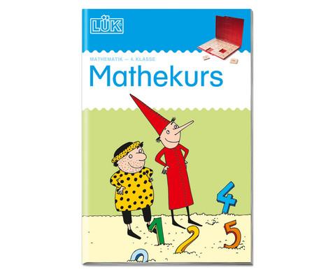 LUEK Heft Mathekurs 4 Klasse